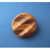 Sculptured Circle Pin